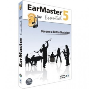 EarMaster un LE soft pour travailler son oreille, décliné en deux version (essential et pro)