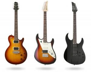 Offrir une Variax James Tyler c'est un peu comme offrir 25 guitares !