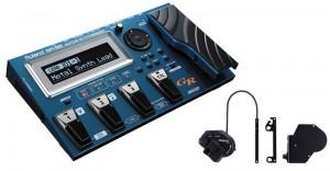 Le GR55 GK est la solution tout en un pour se lancer dans la guitare MIDI