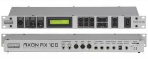 L'AXON 100 est considéré comme l'un des meilleurs (si ce n'est le meilleur) convertisseur MIDI avec un tracking rapide et un bon contrôle des Expandeurs externes