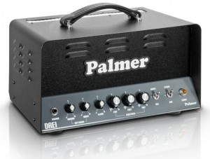 L'ampli à lampes 3 en 1, le Palmer DREI : Un design et une connectique épurée (Single Ended) pour un son pur !