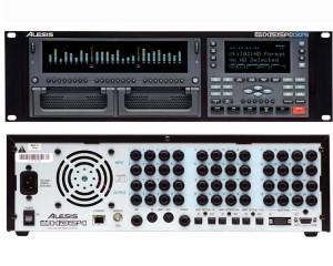 Le HD-24 d'Alesis est un enregistreur moderne, 24 pistes à disques dur. Il est vendu un peu plus de 1500€ aujourd'hui.