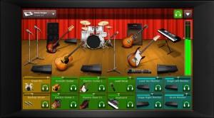L'interface du StageScape est claire et elle est très réactive. Pour interagir avec un élément sur scène il suffit simplement de glisser le doigts sur la tablette. C'est vraiment très intuitif !