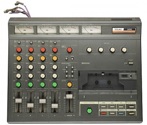 On peut considérer que le home studio est né du TEAC 144.