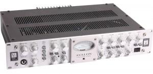 L'Avalon est un préampli très répandu et réputé pour son son très chaleureux et ample dans le bas médium.