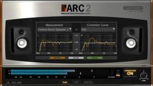 Correction ARC 2: avant - après