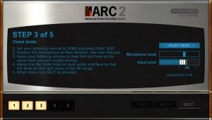 L'étape de Mesure dans ARC 2