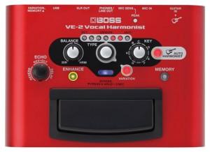 BOSS VE-2 Harmonizer