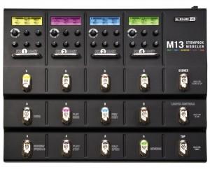Le Line 6 M13, à la croisée du multi-effets et du Pedalboard