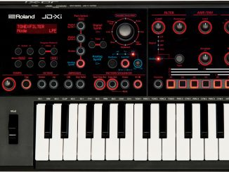 Roland JD-Xi top