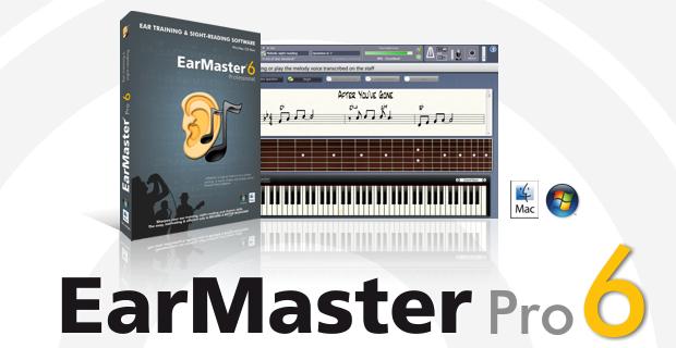 EarMaster Pro 6 Banner