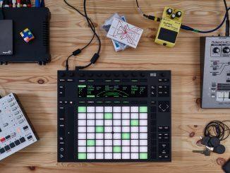 Ableton Live 10 Push Echo